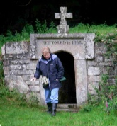 image: Holy Well at St Neot